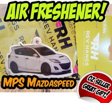 Mazda 3 MPS BL Mazdaspeed 3 Gen 2 Car air freshener hanger RARE VANILLA