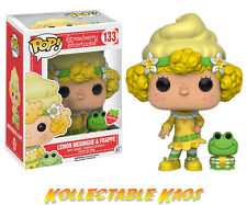 Strawberry Shortcake - Lemon Meringue & Frappe Scented Pop! Vinyl Figure