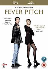 Fever Pitch (DVD) Rutch Gemmell Colin Firth