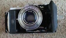 Zuiss Ikno Nettar 518/2 Camera 1:4,5 F=105mm Velio