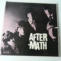 Rolling Stones - Aftermath - Vinyl LP + UK 1969 Mono Press Unboxed No Groove EX