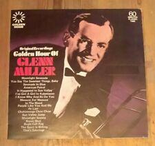 Golden Hour Of Glenn Miller Vinyl LP Compilation 33rpm 1974 Golden Hour GH- 831