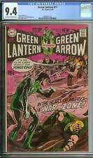 GREEN LANTERN #77 CGC 9.4 OW/WH PAGES