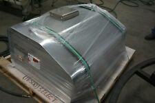100 gal Fuel Tank Cell Diesel Auxiliary Bright Aluminum Premium Grade