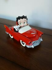 Betty Boop & Pudgy Car Box Candor 1997