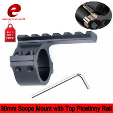 Element Tactical 30mm Scope Mount Top Picatinny RIS Rail For Hunting Sight Scope