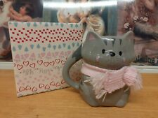 AVON POPPY THE CAT KITTEN MUG CUP NEW AND BOXED