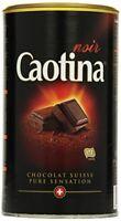 Caotina Noir Zartbitter Dose 3er Pack 1500g