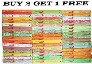 Auroshikha Incense Natural Fragrance Joss Sticks, 10g (Buy 2 Get 1 Free-ADD 3)