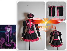 Vocaloid Megurine LUKA Philosophy Of Love Dress Cosplay Costume Custom With Hat