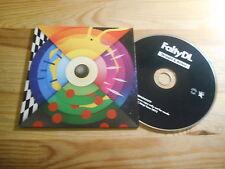 CD Pop FaltyDL - Straight & Arrow (4 Song) Promo NINJA TUNE cb