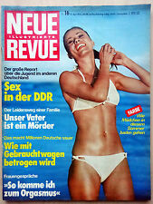 Neue Revue Nr 16/1976, Howard Hughes, René Kollo, Les Humphries Singers