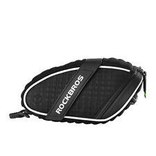 RockBros Cycling Rainproof Saddle Seat Bag Reflective Rear Seatpost Bike Bag