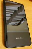 LG DUAL SCREEN for LG ThinQ G8x Phone (LM-V515N) - BLACK Dual Screen only