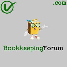 BookkeepingForum.com | GREAT Bookkeeping Accounting Theme COM Domain Name