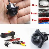 Waterproof CCD 170°  Wide Angle Rear Side Front Mirror View Parking Camera