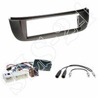 ACV Kenwood Lenkradadapter + Nissan Almera Tino 07/00-03/06 1-DIN Radioblende