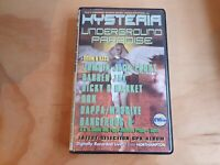 Hysteria Underground Paradise 6 Cassette Tape Box Set Jumpin Jack Frost Ron