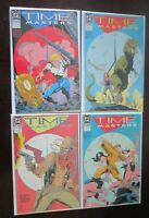 Time Masters comic set from #1-8 all 8 different books 6.0 FN (1990)