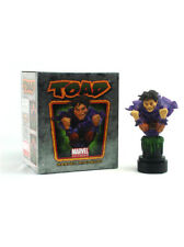 Bowen Designs Toad Mini Bust 546/1000 Marvel Sample New In Box From The X-Men