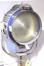 Hollywood antique Film Lumière RKO Radio Pictures Studio Spot Lampe Film 10K Grand