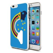 Cloud Rainbow Design Shockproof Hard Case Cover For Mobiles