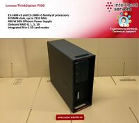 Lenovo ThinkStation P500 CTO Workstation, No CPU, NO RAM, NO HDD, NO GPU