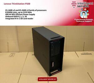 Lenovo ThinkStation P500 CTO Workstation, No CPU, NO RAM, NO HDD, NO GPU