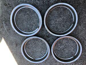 Mazda RX3 genuine wheel trims for coupe
