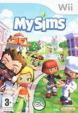 Nintendo Wii Spiel - My Sims ENGLISCH mit OVP