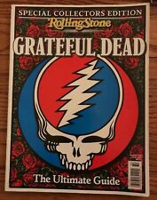 Grateful Dead Rolling Stone Magazine 2013 Collectors Edition Ultimate guide