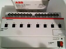 EIB KNX Schaltaktor 8-fach 16A ABB NEU