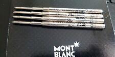 Montblanc Ballpoint Pen Refills  Size medium × 4.