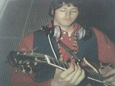 ephemera 1968 cover picture paul maccartney guitar player