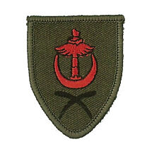 New Brunei Garrison Cloth Badge TRF Flash - British Army JUNGLE WARFARE