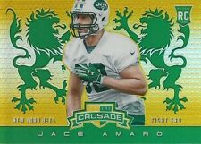 2014 14 Panini Jace Amaro #/5 SCARCE New York Jets Texas SCARCE