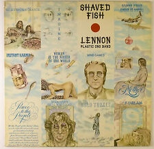 """12"""" LP - Lennon - Shaved Fish - B2112 - washed & cleaned"""