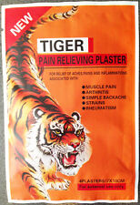 Tiger Heat Patch 7x10 Ache Relieving Herbal Balm - 120pcs - Free Post WHOLESALE