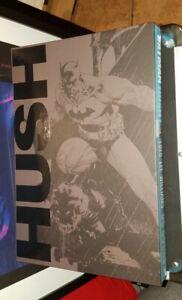 ABSOLUTE EDITION BATMAN HUSH Graphic Novel Hardcover