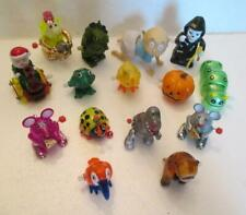 Vintage 90's Wind Up Toys Lot 15 Adorable Unique Working Tomy China KS Colors