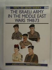 Osprey Men-At-Arms 127: The Israeli Army in the Middle East Wars, 1948-73