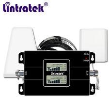 Wzmacniacz sygnału GSM 900 WCDMA 2100 3G Wzmacniacz dwukomorowy komórkowy 2G