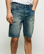 Superdry Denim Shorts for Men