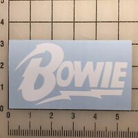 "David Bowie 5"" Wide Vinyl Decal Sticker - BOGO"