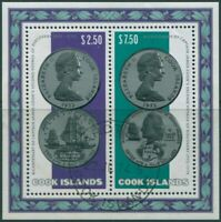 Cook Islands 1974 SG494 Cook Second Voyage MS FU
