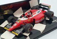 Minichamps 1/43 Scale MIN 930028 - F1 Ferrari F93A - #28 G.Berger