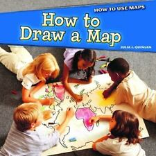 How to Draw a Map (How to Use Maps (Powerkids))