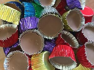 Hannah's Chocolate Icy Cups Retro Sweets Party Bag Gift Kids Adults