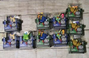 Lot Of 10 RIP Rainbows In Pieces Zombie Unicorn Sanitation Series 1 New In Boxes