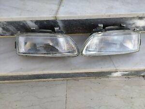 Honda crx i-vt vtec ee8 headlights fits ef8 civic ee9 ef9 Stanley glass genuine